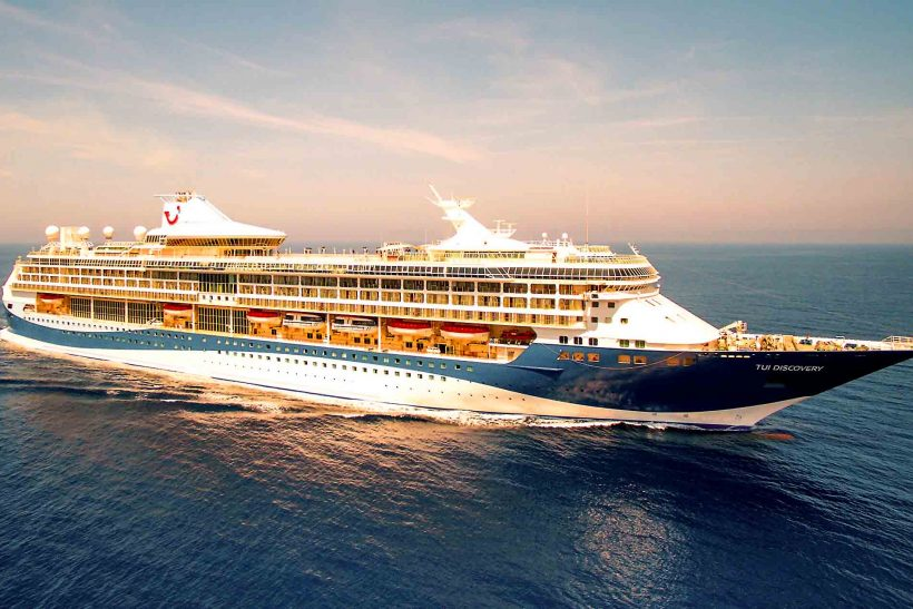 Thomson Cruises Expands Longhaul For Winter Ships Monthly - The thomson dream cruise ship