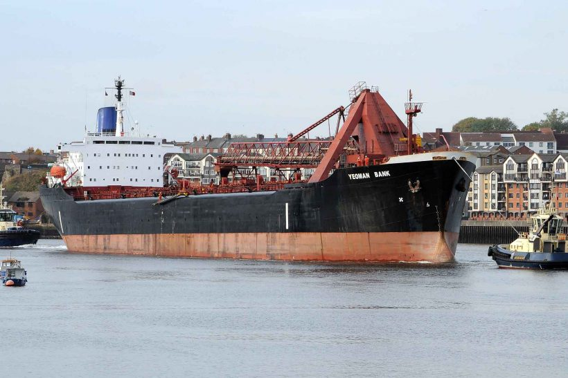 Yeoman ships operating for 30 years