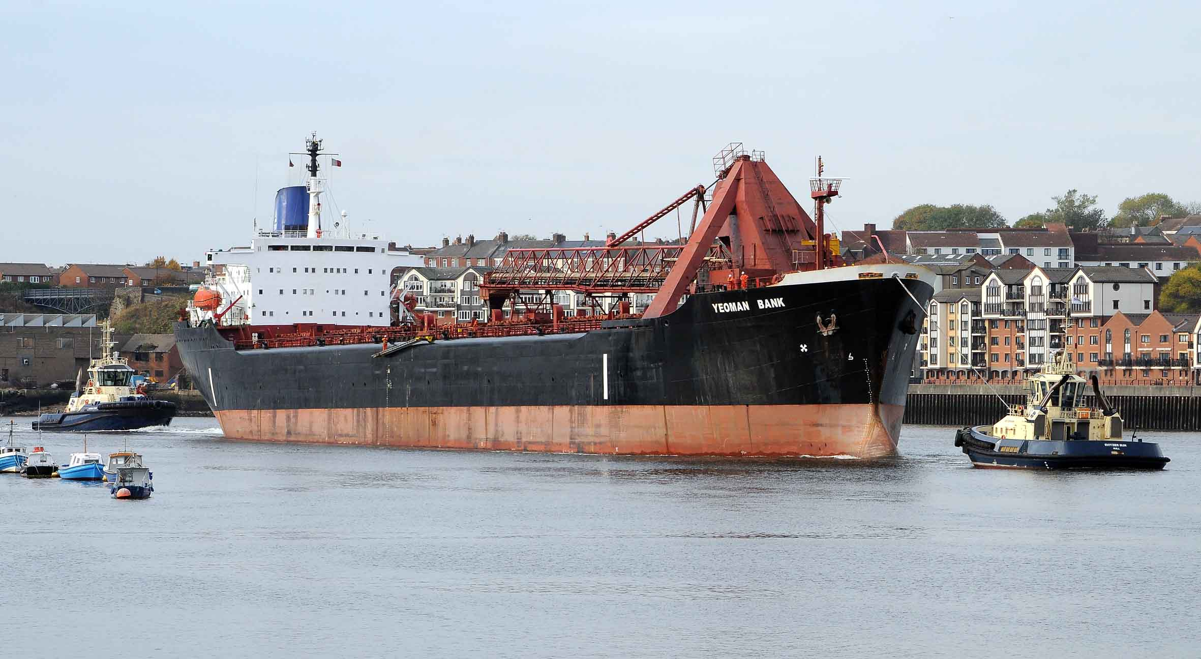 yeoman ships operating for 30 years | ships monthly