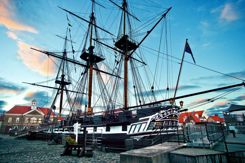 HMS Trincomalee gears up for bicentenary year