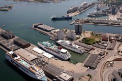 Larger ships and more cruise passengers to Malmö