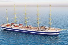 Flying Clipper to be the world's largest