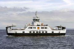 New Cal Mac ferry receives Hybrid Marine Award