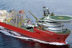 Diamond sampling and exploration vessel