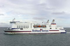 Ten more years at Portsmouth for Brittany Ferries