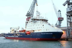 New supply vessel for SCF Group named Gennadiy Nevelskoy