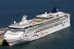 Portland Port prepares for busiest cruise ship season