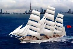 Tall Ships fleet to sail into Royal Greenwich in three months
