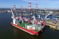 Rotterdam Offshore Group upgrades world's largest jack-up vessel