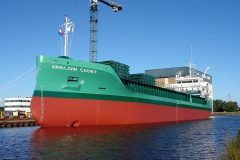 Shortsea traders delivered for Arklow Shipping