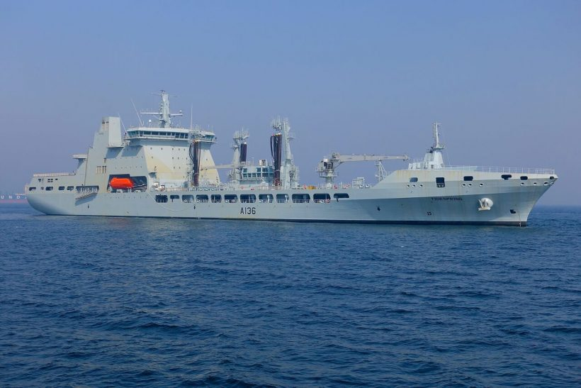 New state-of-the-art tanker Tidespring completed | Ships ...
