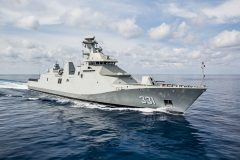 First SIGMA frigate delivered to Indonesian Ministry of Defence