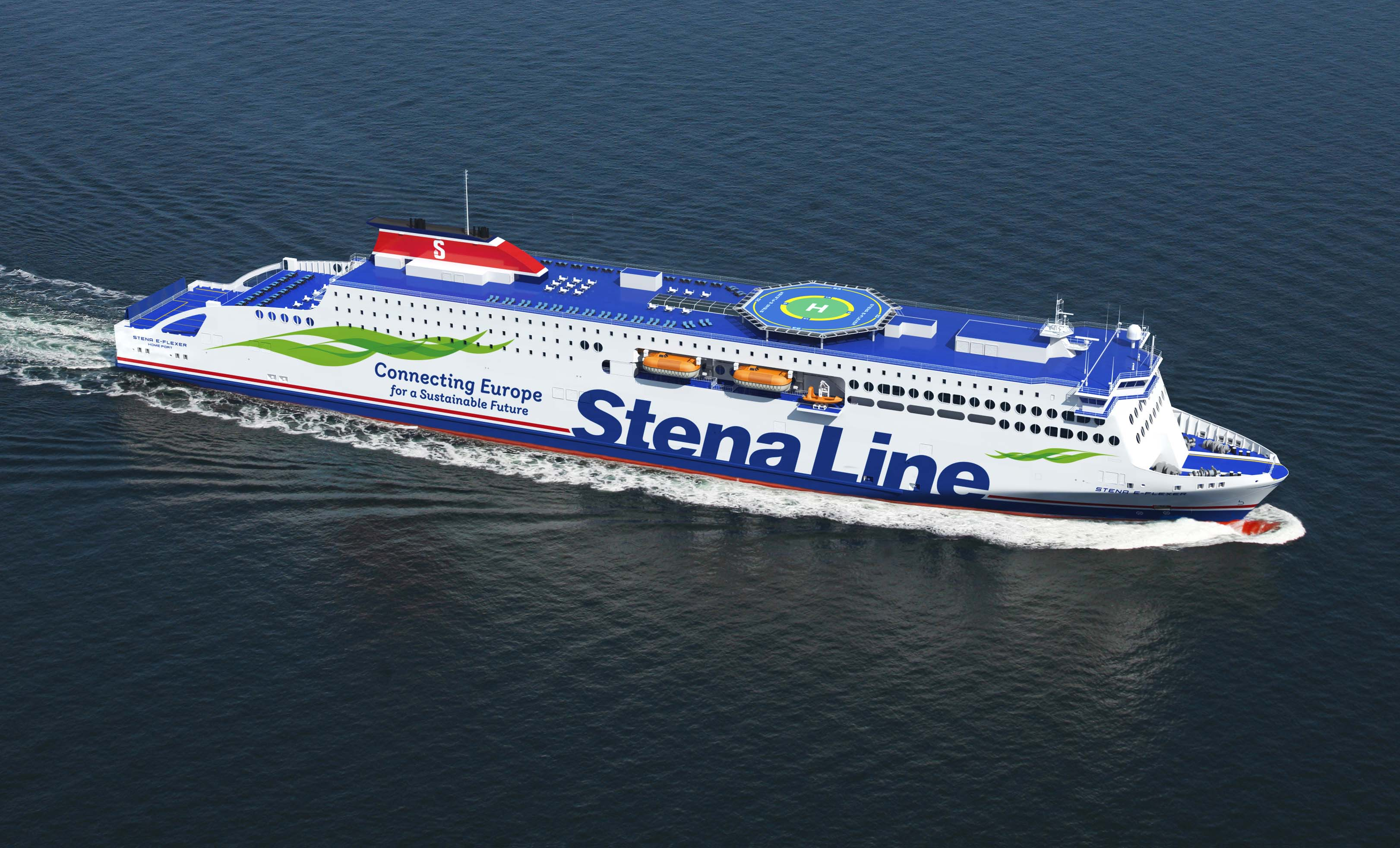Stena Lines Four New Vessels Planned For Belfast Routes