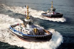 Two custom-built tugs ordered from Damen