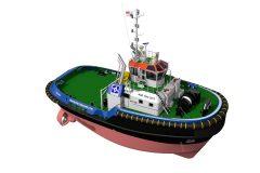 Damen ASD 2913 Tugs for new Panama Canal locks