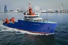 Germany orders Damen Fisheries Research Vessel