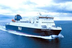 P&O Ferries to refit four Irish Sea ships at Cammell Laird