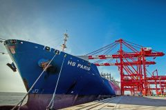 Port of Liverpool welcomes largest containership to date