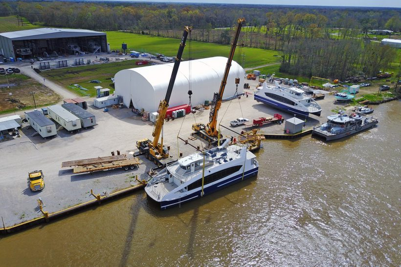 First Two CityWide Ferries launched