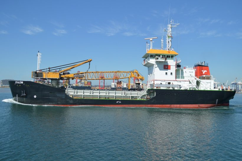Cape Town port dredging to improve access