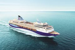 THOMSON CRUISES UNVEILS PLANS FOR NEW SHIP TUI EXPLORER