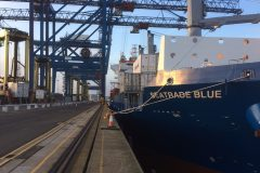 Tilbury welcomes new fast trade route New Zealand service