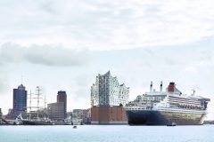 Hamburg's busy 2017 cruise season