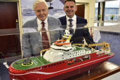 Cammell Laird builds upon success with Sir David Attenborough polar ship contract