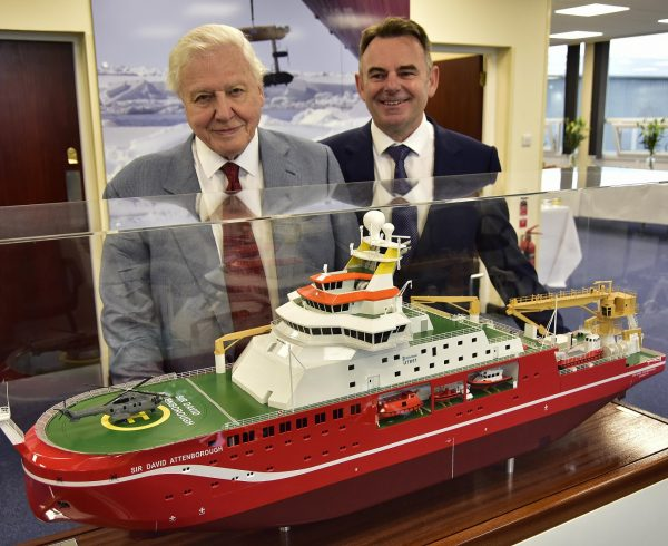 Cammell Laird builds upon success of polar ship contract