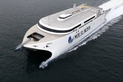 Incat's new generation of fast ferry