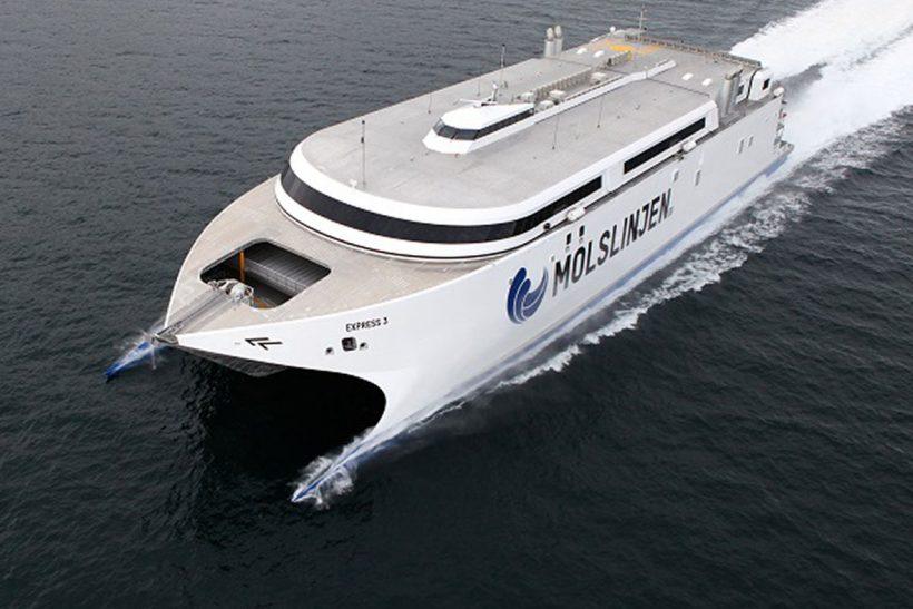 Incat's new generation of fast ferry