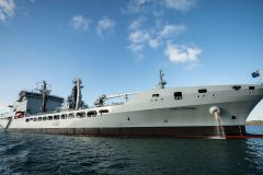 A&P Group welcomes RFA Tidespring to UK