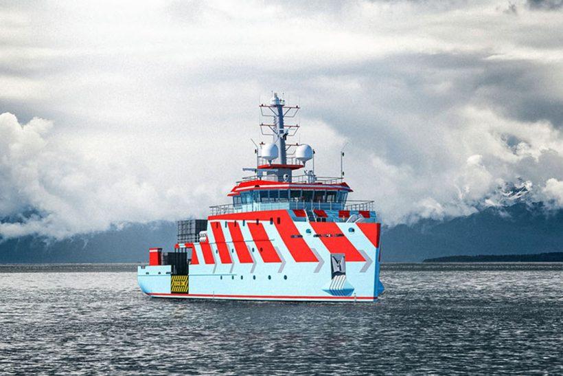 Damen launches First Line Assistance Vessel: Damen Responder 5413