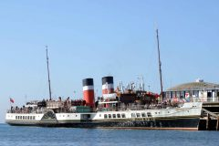 Excursion vessels calls at Bournemouth cancelled