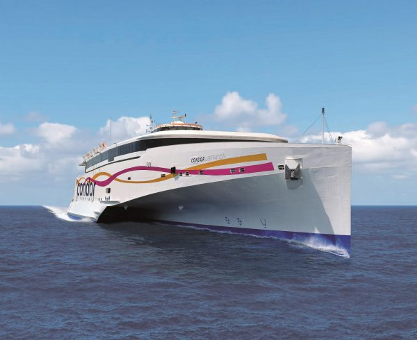 Condor Ferries celebrate 30 years of service