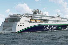 World's largest plug-in hybrid vessel awarded Next Generation Ship Award