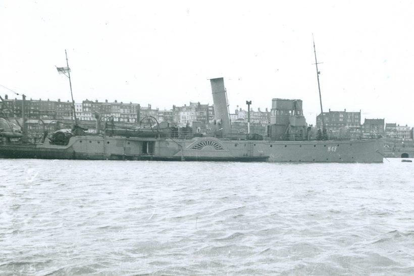 Medway Queen's memories of Dunkirk