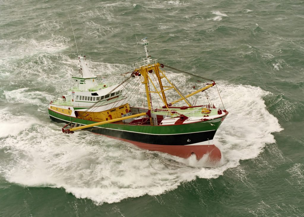 Damen to build new beam trawler | Ships Monthly