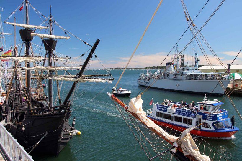 European Maritime Festival at Poole