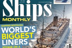 Latest issue of Ships Monthly out not