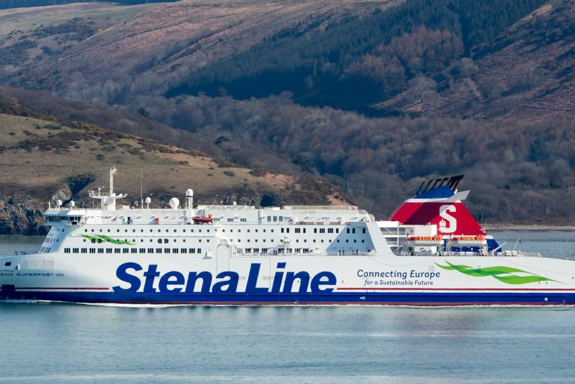 Stena Line invests £5m in local fleet refit