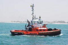 Two new Damen tugs for Rimorchiatori Riuniti