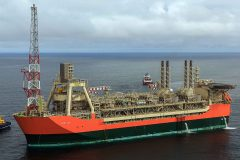 BP's new Glen Lyon floating production storage and offloading vessel classified