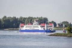 Damen delivers RoRo ferry to the Gambia