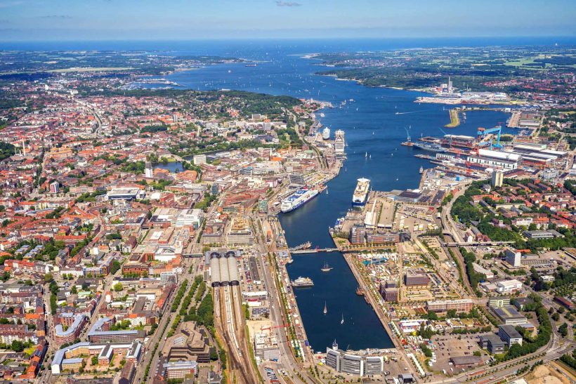 Port of Kiel right on target for growth