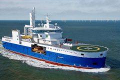Bibby announces charter of first Damen SOV