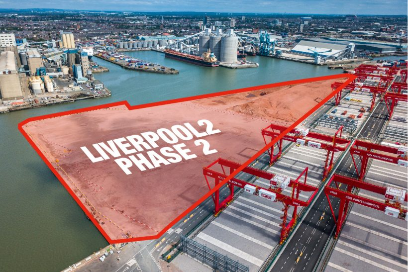 Peel Ports commences second phase of Liverpool2