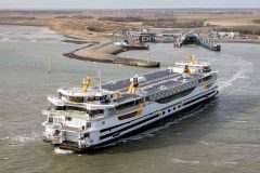 Dutch ferry first in Europe to run on CNG