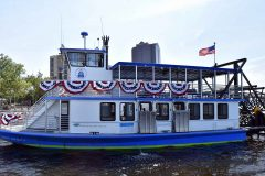 Hampton Roads Transit Christens BMT-Designed Ferry