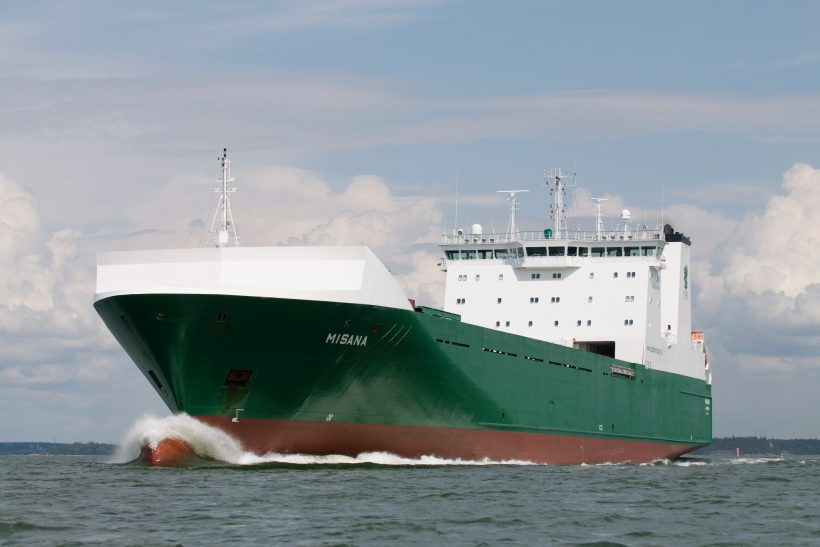 Stena Line to add extra North Sea freight capacity on Rotterdam to Harwich route